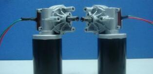 24V直流电机可以直接12V接电源吗