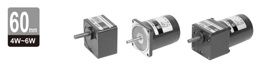 4W~6W单相齿轮减速电机图片