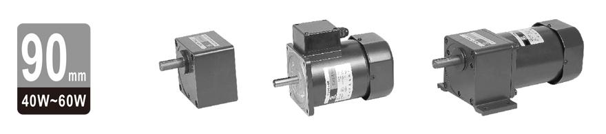 40W~60W三相齿轮减速电机图片