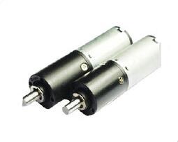微型无刷直流减速电机