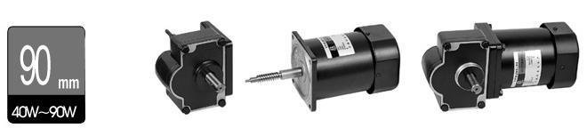 微型蜗轮电机YYWJ90外观