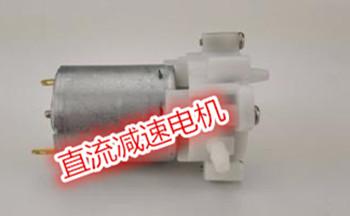 直流减速电机的电压不稳定怎么办?