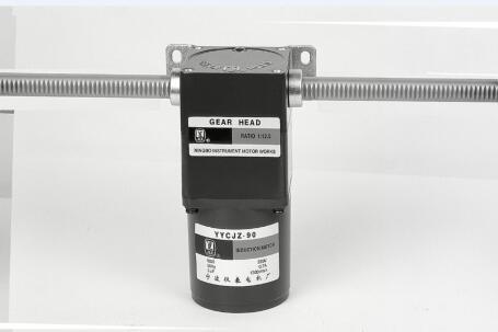 蜗轮减速机发热和漏油及其解决方案