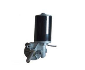 永磁直流蜗轮减速电机的性能特点
