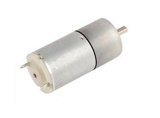 微型齿轮减速电机的组成