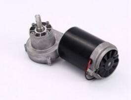直流涡轮减速电机的拆装技巧