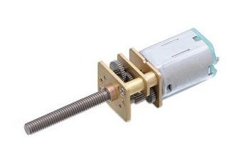 微型减速电机的生产工艺