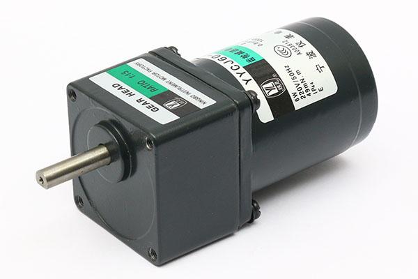 4W~6W单相齿轮减速电机